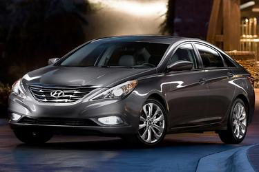 2013 Hyundai Sonata GLS Sedan Merriam KS