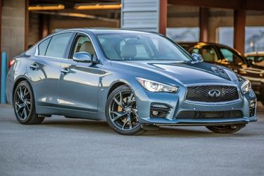 2015 INFINITI Q50 PREMIUM Sedan Wilmington NC