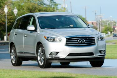 2015 INFINITI QX60 AWD 4DR SUV Merriam KS