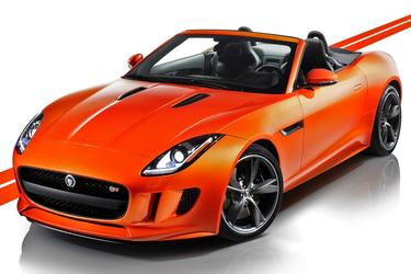 2014 Jaguar F-TYPE V6 Convertible Apex NC