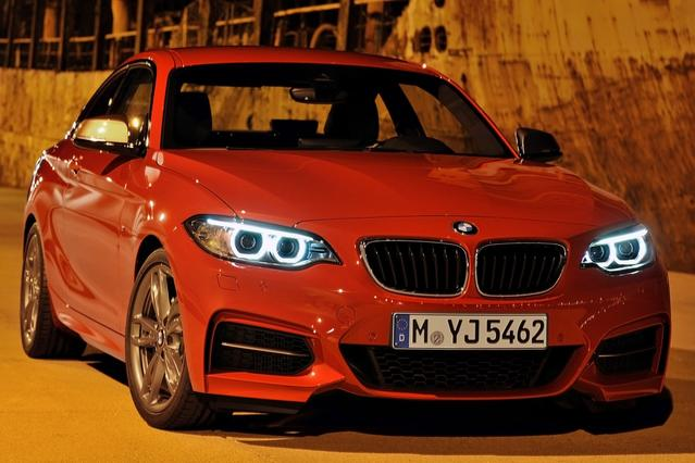 2014 BMW 2 Series M235I 2dr Car Slide 0