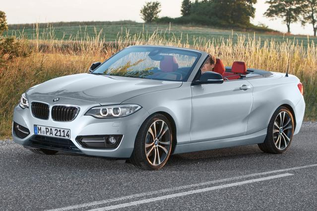 2016 BMW 2 Series 228ILL Coupe Slide 0