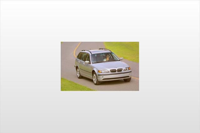2002 BMW 3 Series 325I 4dr Car Slide 0