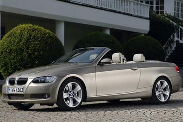2008 BMW 3 Series 328I Convertible Slide