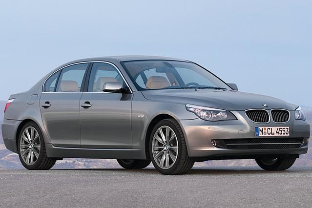 2008 BMW 5 Series 535I 535i 4dr Sedan Luxury Wilmington NC
