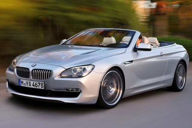 2012 BMW 6 Series 650I 2dr Car Slide 0