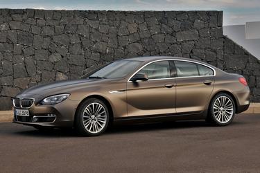 2013 BMW 6 Series 640I Sedan Apex NC