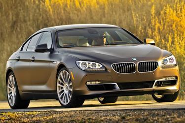 2015 BMW 6 Series 640I Sedan Merriam KS