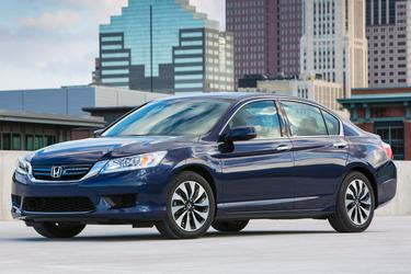 2015 Honda Accord Hybrid TOURING Sedan Apex NC