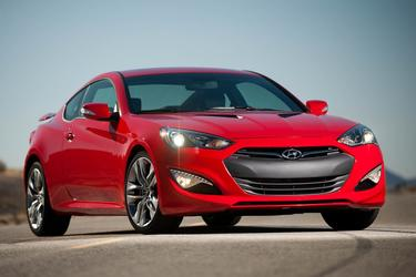 2013 Hyundai Genesis Coupe 3.8 GRAND TOURING Coupe Apex NC