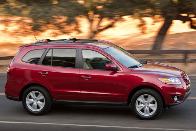 2010 Hyundai Santa Fe SE SUV Merriam KS