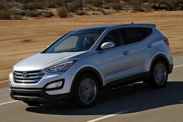 2016 Hyundai Santa Fe Sport  Sport Utility Winston-Salem NC