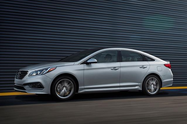 2015 Hyundai Sonata 2.4L SE 4dr Car Winston-Salem NC