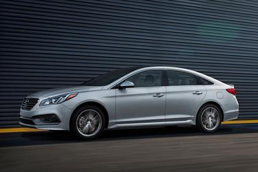 2015 Hyundai Sonata 2.4L SE Sedan Merriam KS