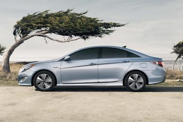 2014 Hyundai Sonata Hybrid LIMITED 4dr Car Hillsborough NC