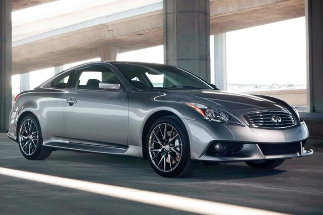 2014 INFINITI Q60 BASE 2dr Car Slide 0
