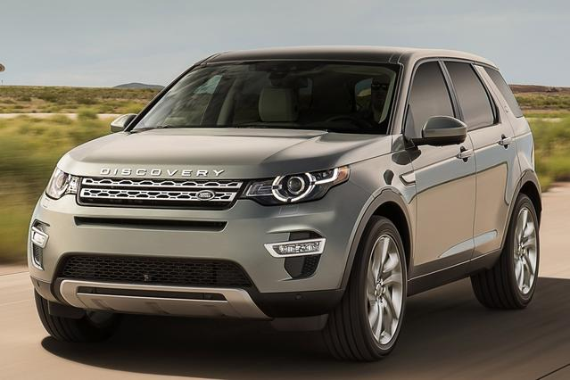 2015 Land Rover Discovery Sport HSE Slide 0