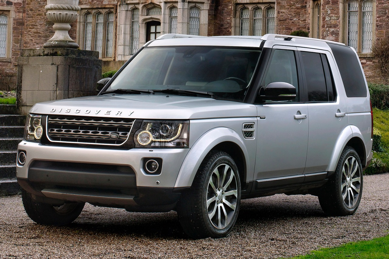 2015 Land Rover LR4 4WD 4DR LUX Wake Forest NC