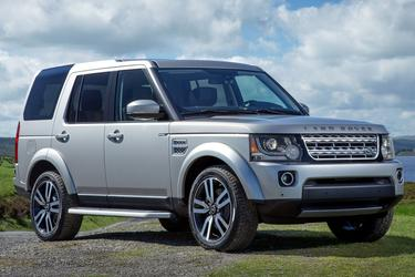 2016 Land Rover LR4 HSE Sport Utility Durham NC