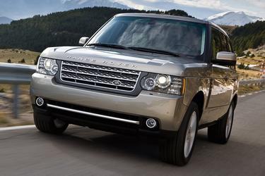2010 Land Rover Range Rover HSE Manassas VA