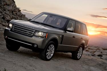 2012 Land Rover Range Rover HSE Cary NC