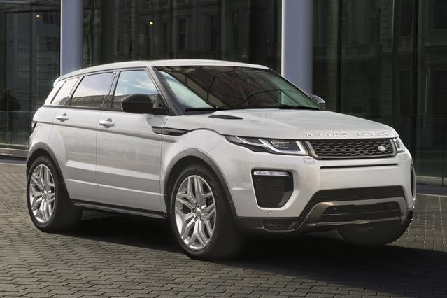 2016 Land Rover Range Rover Evoque SE PREMIUM Sport Utility Slide 0