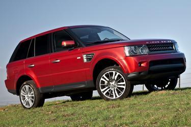 2012 Land Rover Range Rover Sport SC SUV Apex NC