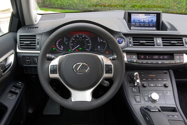 2013 Lexus Ct 200H HYBRID Hatchback Hillsborough NC