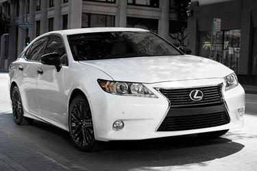 2015 Lexus ES 350 CRAFTED LINE Sedan Fort Worth TX
