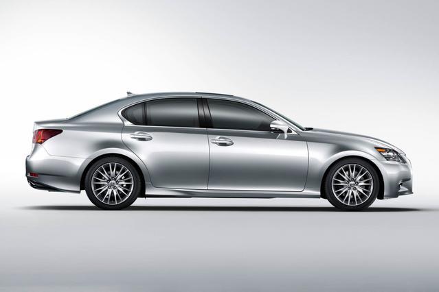 2013 Lexus Gs 350 4DR SDN RWD 4dr Car Hillsborough NC