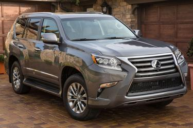 2015 Lexus GX 460 4WD 4DR SUV Merriam KS