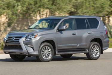 2016 Lexus GX 460 4WD 4DR SUV Merriam KS