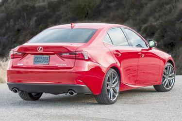 2016 Lexus IS 200t 4DR SDN Sedan Apex NC