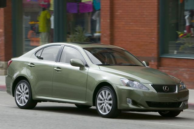 2007 Lexus IS 250  Sedan Meridian MS