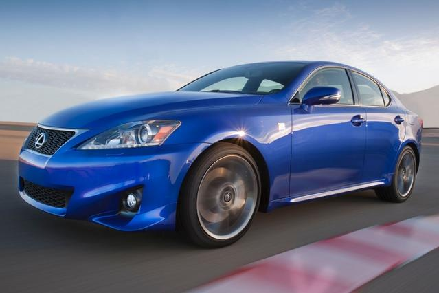 2013 Lexus IS 250 Slide 0
