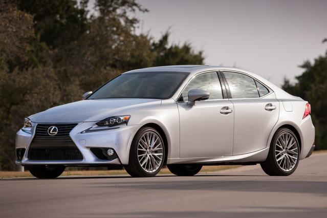 2014 Lexus Is 250 4DR SPORT SDN AUTO RWD 4dr Car Slide 0