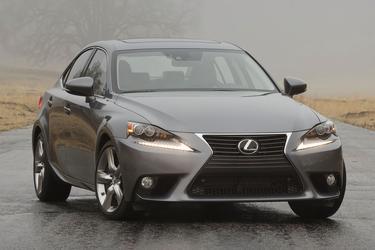 2014 Lexus IS 350 4DR SDN RWD Goldsboro NC