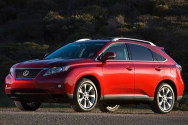 2010 Lexus RX 350 AWD 4DR SUV Merriam KS