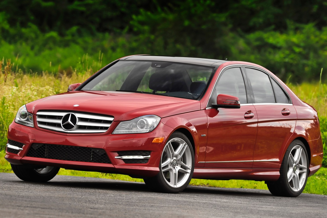 2013 Mercedes-Benz C-Class C 350 2dr Car Slide 0