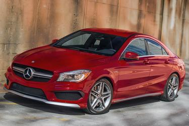 2016 Mercedes-Benz CLA CLA 250 Sedan Slide