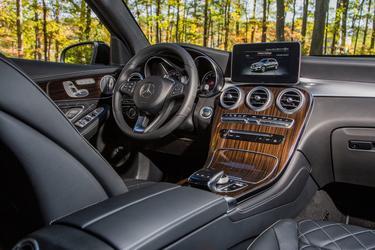 2016 Mercedes-Benz GLC GLC 300 SUV Apex NC