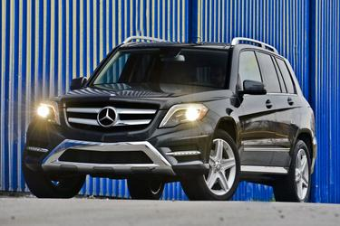 2014 Mercedes-Benz GLK-Class GLK 350 SUV Wilmington NC