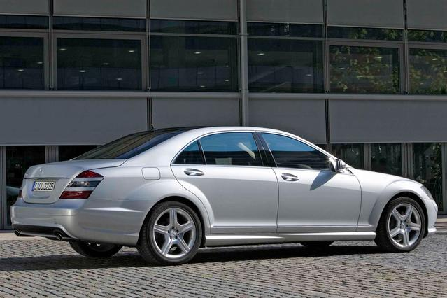 2007 Mercedes-Benz S-Class S 550 Hillsborough NC