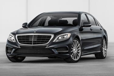 2014 Mercedes-Benz S-Class S 550 Sedan Slide