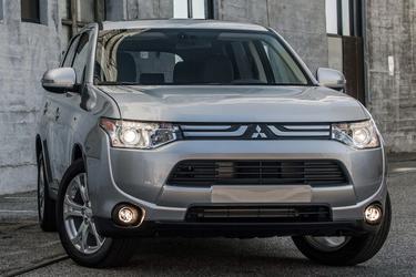 2014 Mitsubishi Outlander SE Sport Utility Winston-Salem NC
