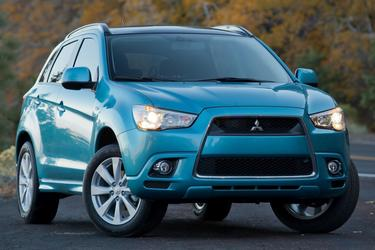 2014 Mitsubishi Outlander Sport ES SUV Merriam KS
