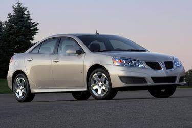 2010 Pontiac G6 W/1SA Sedan Merriam KS