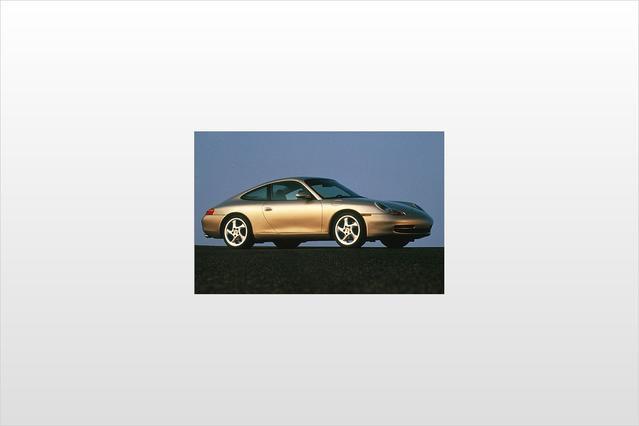 1999 Porsche 911 CARRERA Convertible Slide 0