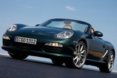 2010 Porsche Boxster  Convertible Apex NC