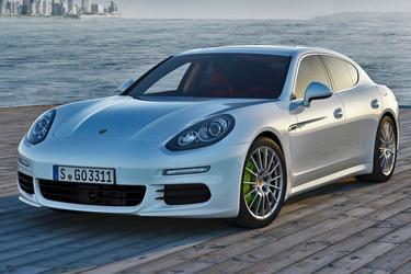 2014 Porsche Panamera  Hatchback Apex NC